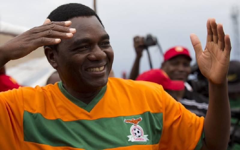 Hakainde Hichilema: Zambian 'cattle boy' who became president