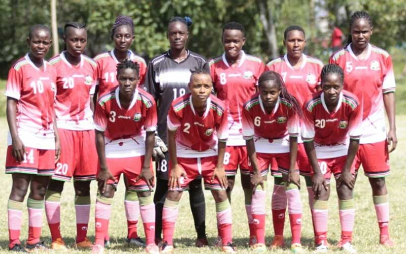 Harambee Starlets Squad for the Turkish Cup named [PHOTOS]
