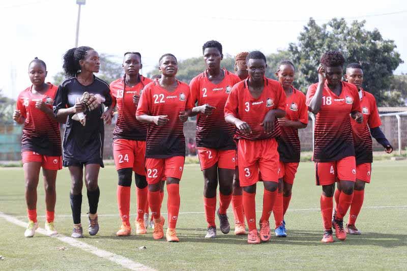 Harambee Starlets to face South Sudan in 2022 AFCON qualifiers
