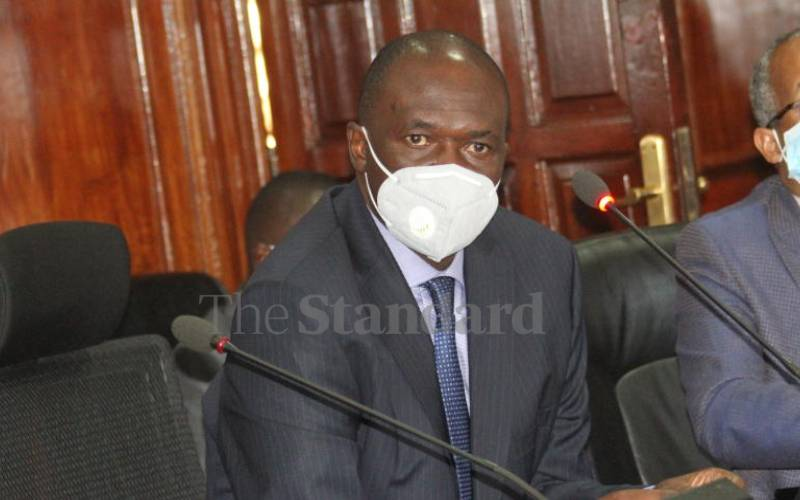 Health ministry in bid to curb rising Covid-19 cases in Nyanza after Madaraka Day fete