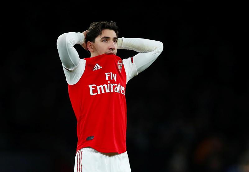 Hector Bellerin 'to lead Arsenal exodus'