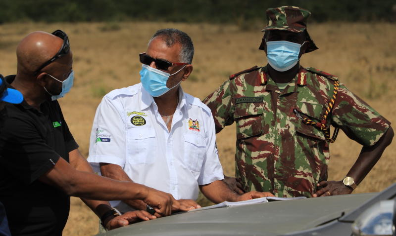 Hell's Gate to host Safari Rally Power Stage