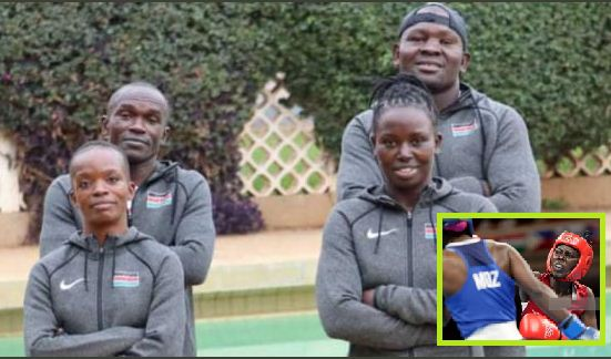 Hit Squad's Tokyo Olympics campaign ends as Elizabeth Akinyi loses to Mozambique's Panguana