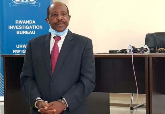 Hotel Rwanda hero sentenced to 25 years in prison