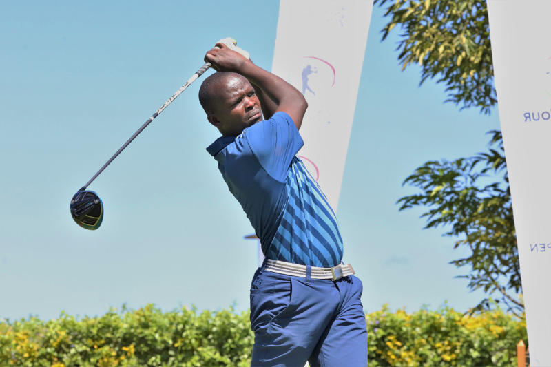 How betting unearthed Omuli's golfing talent