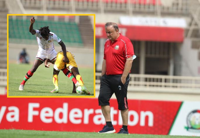 How did it all go wrong for Harambee Stars?