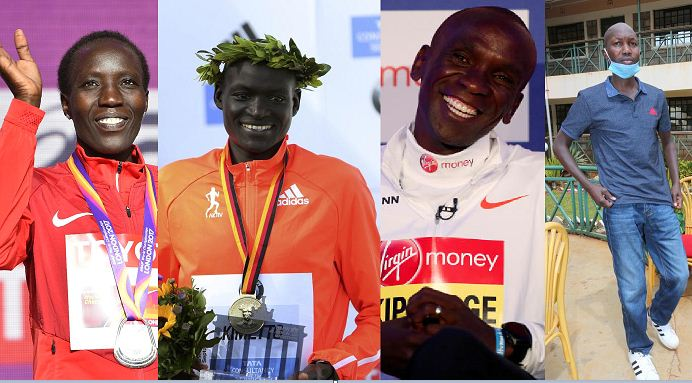 How Kenyan stars rose from humble backgrounds to global fame