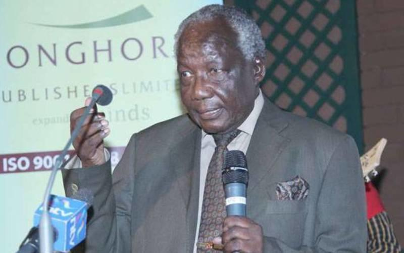 How Philip Ochieng evaded trouble by hiding in linguistic garb