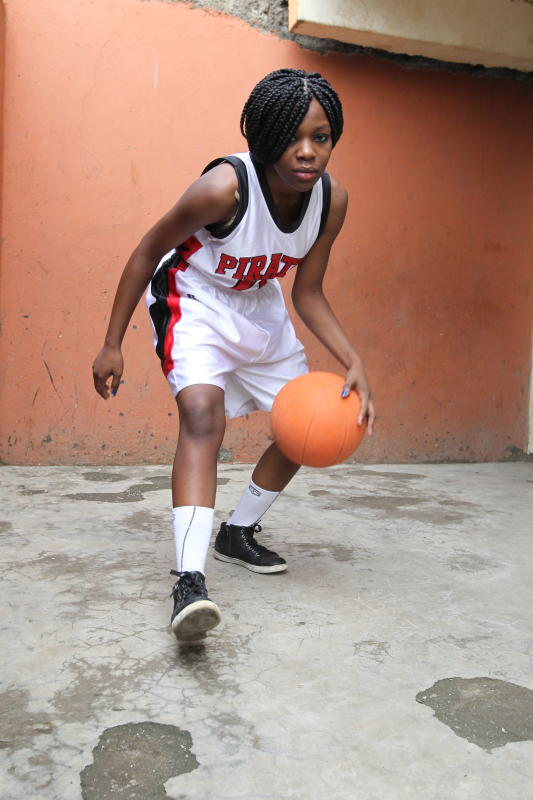 How young Mghoi set up a befitting haven in basketball