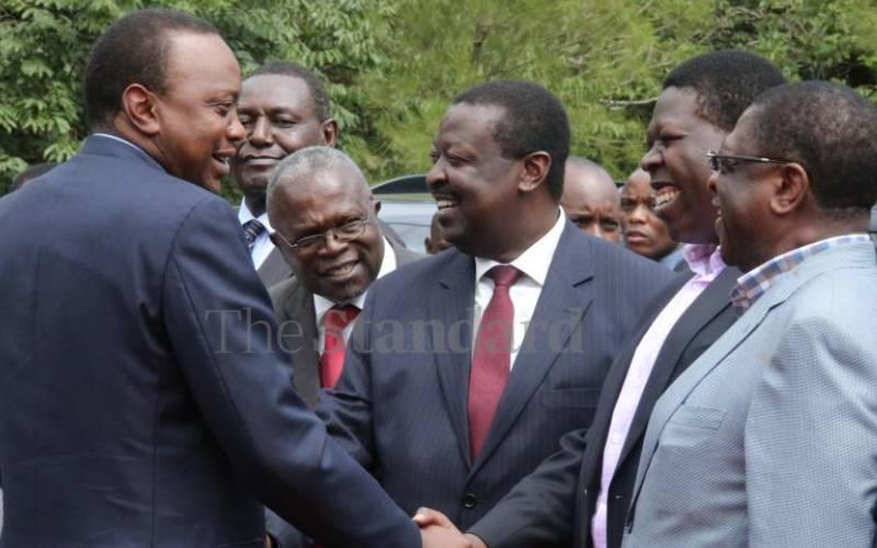 Huge expectations ahead of Uhuru's Western region tour