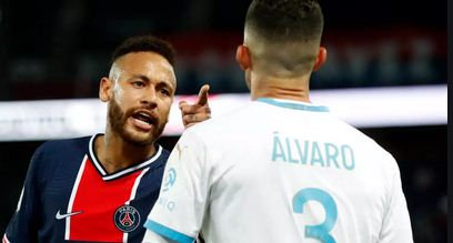 'I acted like a fool': Neymar regrets Marseille red card