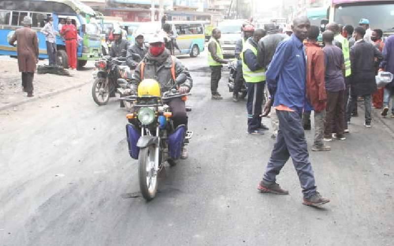 IG Mutyambai orders investigation into killing of boda boda rider