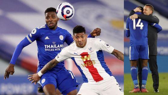 Iheanacho proves key man again as Leicester seal vital win over Palace