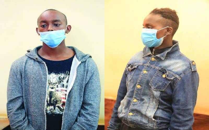 Lovers linked to Kiambu murders held for 14 days - The Standard