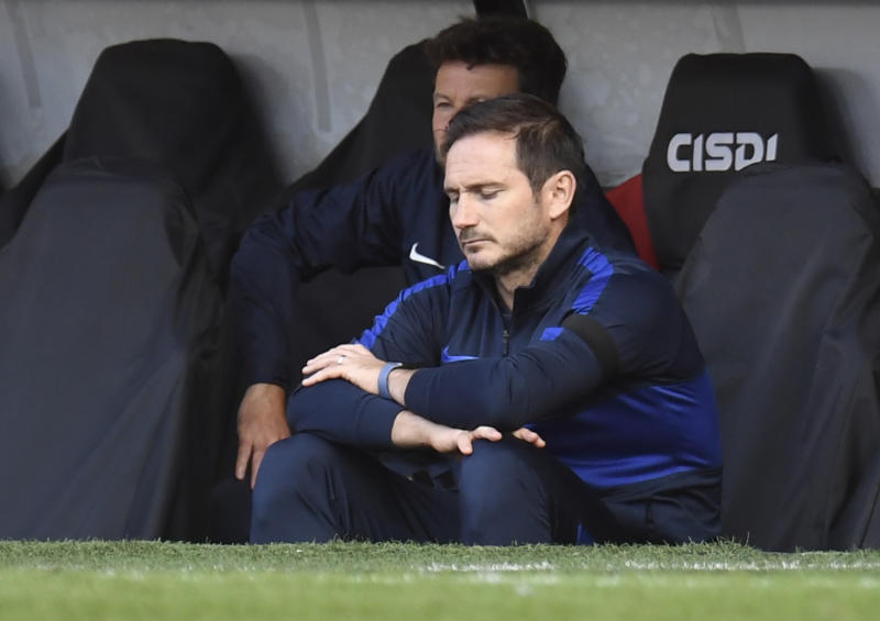Inside 30-minute breakfast meeting that led to Frank Lampard's sacking
