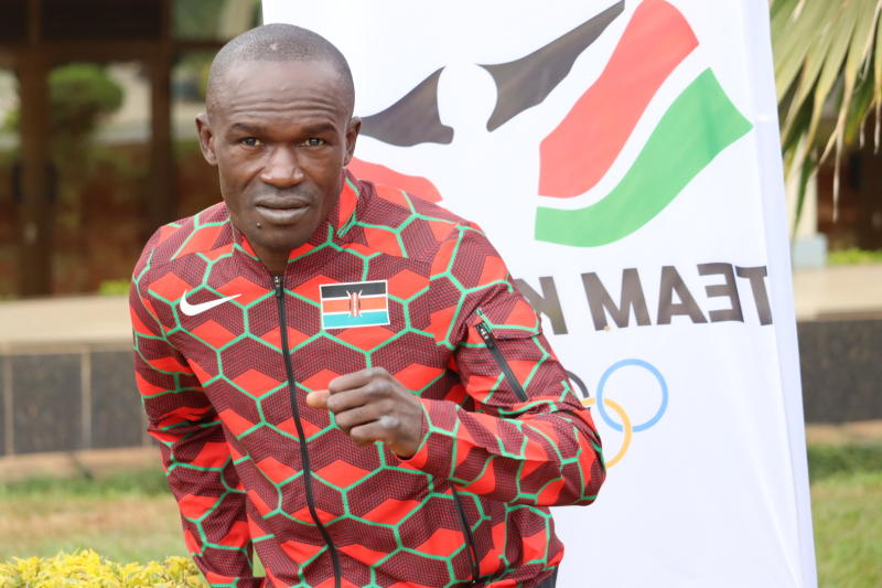It's a bad day in office for Kenyan boxers