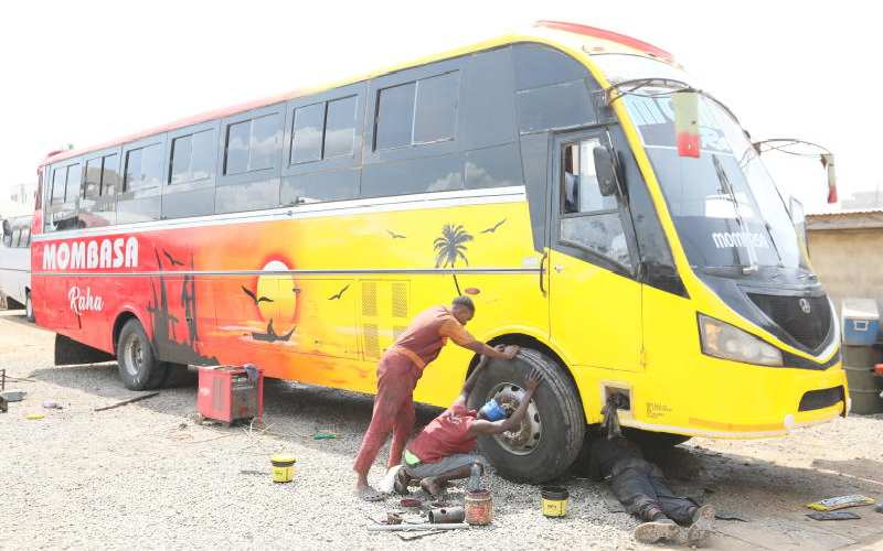 It's slow start for transport sector