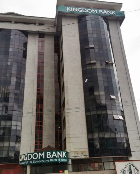 Jamii Bora changes to Kingdom Bank as Co-op completes acquisition.