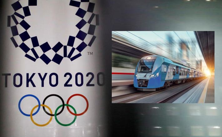 Japan Olympic official dies after jumping in front of train