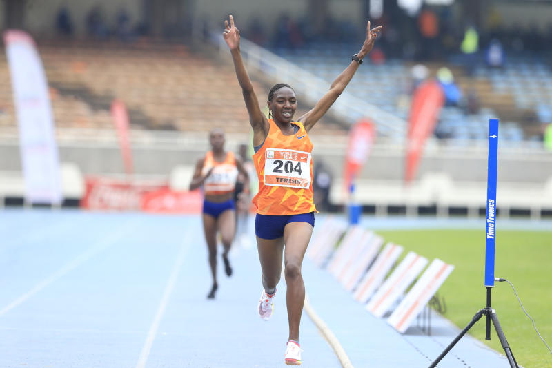 Jemutai and Muthoni plot for clean sweep at world U20 event