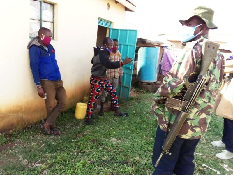 Three Tanzanians arrested and quarantined in Homa Bay