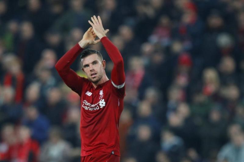 Liverpool's Henderson to hold emergency meeting with captains amid Super League backlash