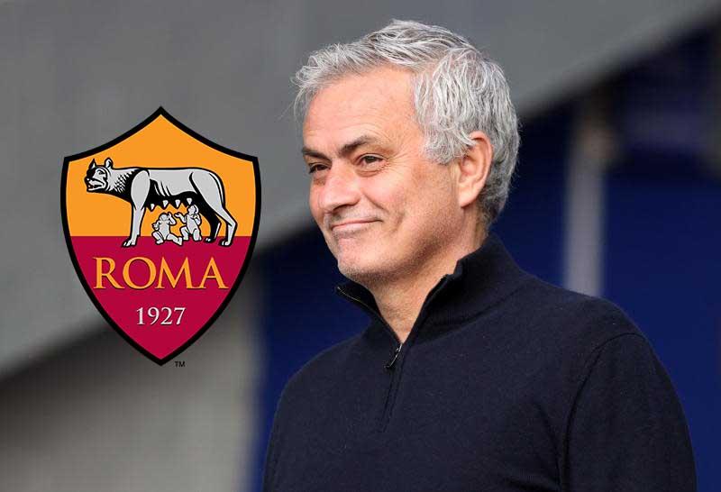 Jose Mourinho to take charge of AS Roma next season