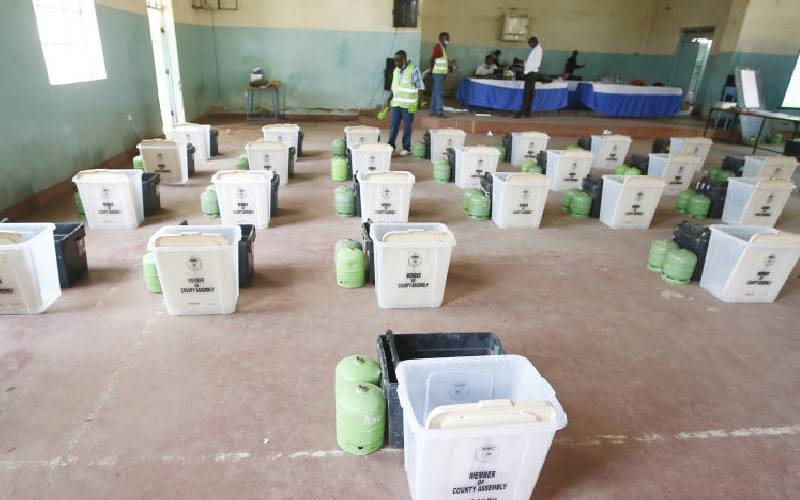 Jubilee and UDA politics to play out in Mahoo by-election