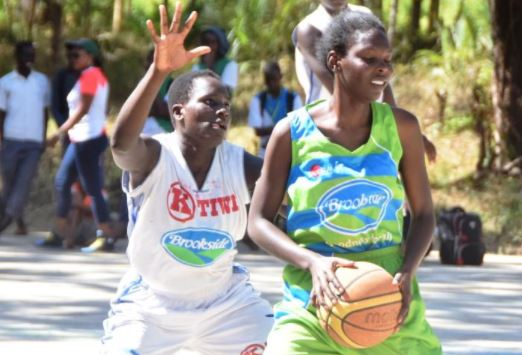 Kaya Tiwi School girls set for national training camp in Nairobi