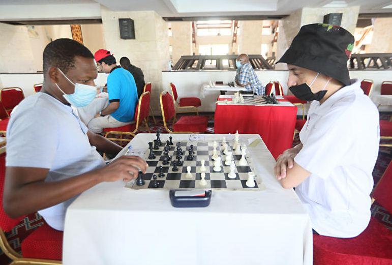 KBA School lift Mombasa Open International junior chess title