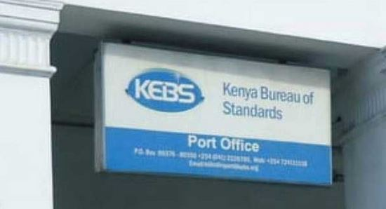 Kebs flags down three substandard face mask brands