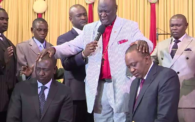 Keeping Kenyan politicians off the pulpit is no mean feat