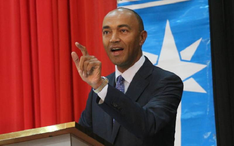 Peter Kenneth's latest game has critics in the dark
