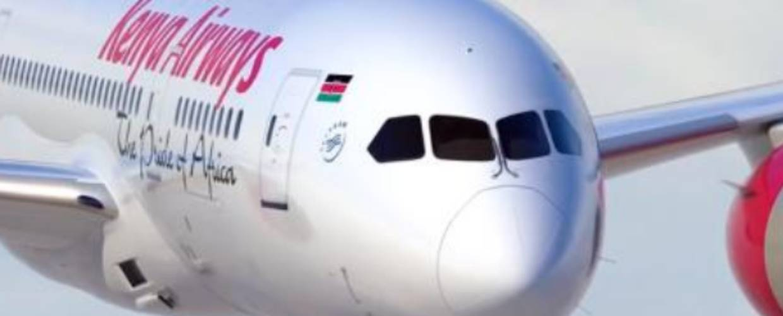 Kenya Airways to resume direct flights to Rome in June