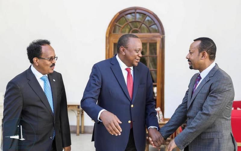 Kenya bans flights to and from Somalia