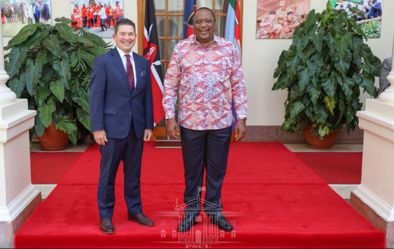 Kenya determined to conclude trade deal with the US, President Uhuru says