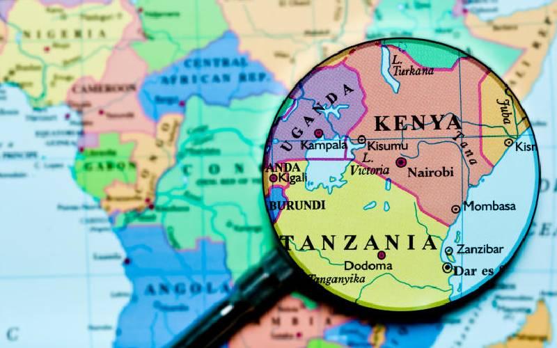 Kenya is slowly losing its regional economic powerhouse status