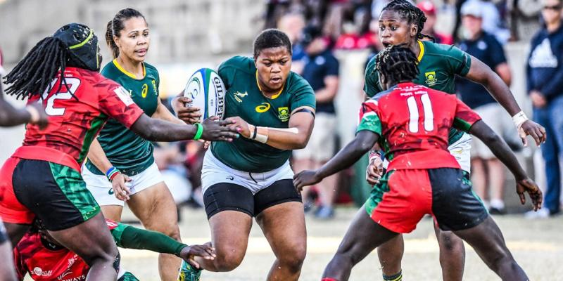 Kenya Lionesses to face Springbok Women in South Africa test series