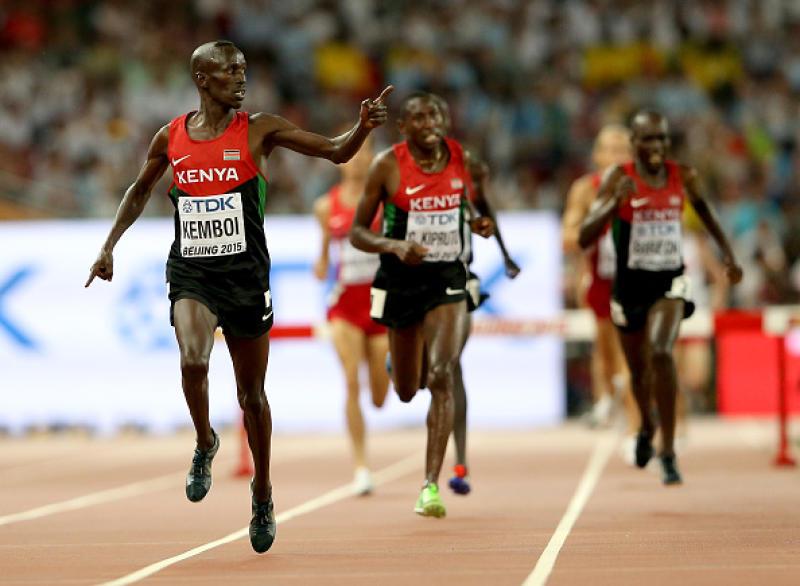 Kenya submits bid to host 2025 World Athletics Championships