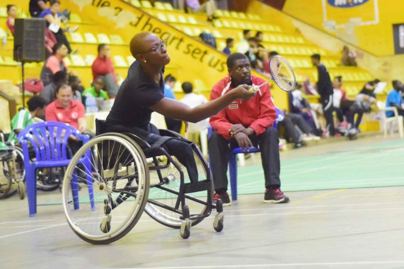 Kenya Wheelchair Tennis team upbeat ahead of Olympic qualifiers