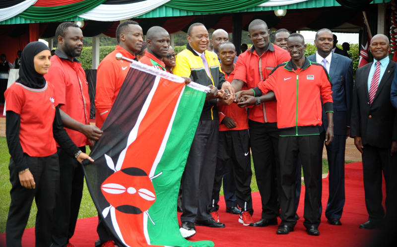 Kenyan teams set for bubble training ahead of Tokyo Olympics