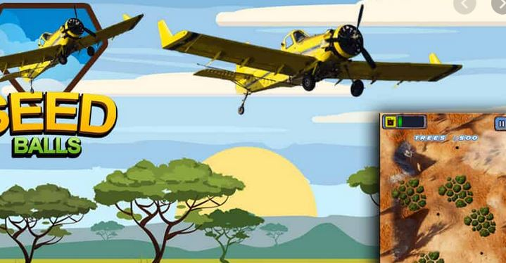 Kenyan video game to fight climate change
