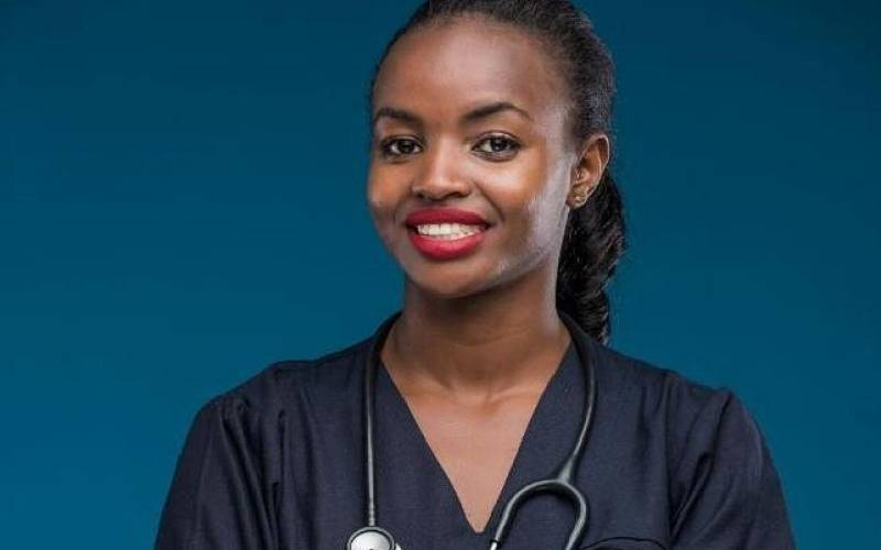 Kenya's Dr Jemimah Kariuki wins 2021 Global Health Award