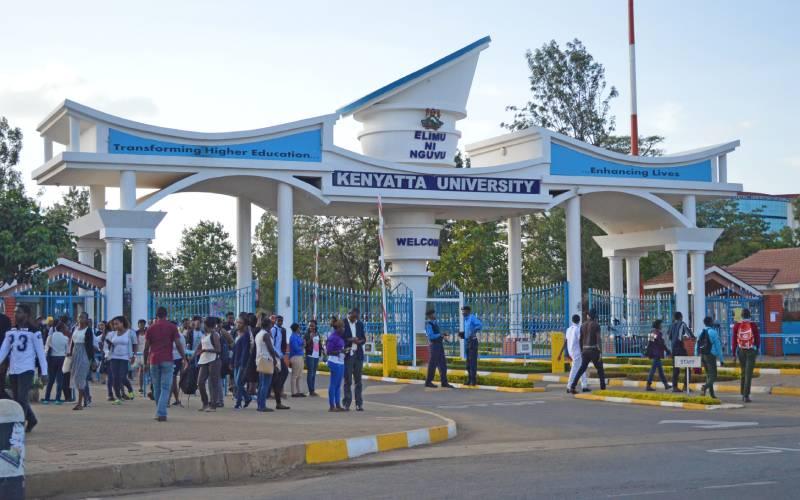 Kenya's most attractive universities revealed