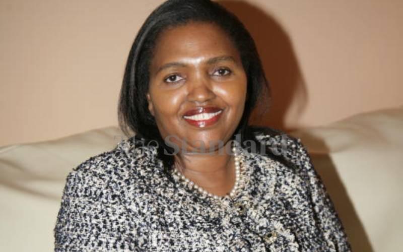 Keroche Breweries boss Tabitha Karanja eyes Nakuru Senate