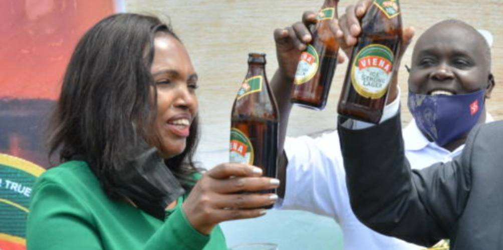Keroche to pay extra Sh1b to KRA through new product