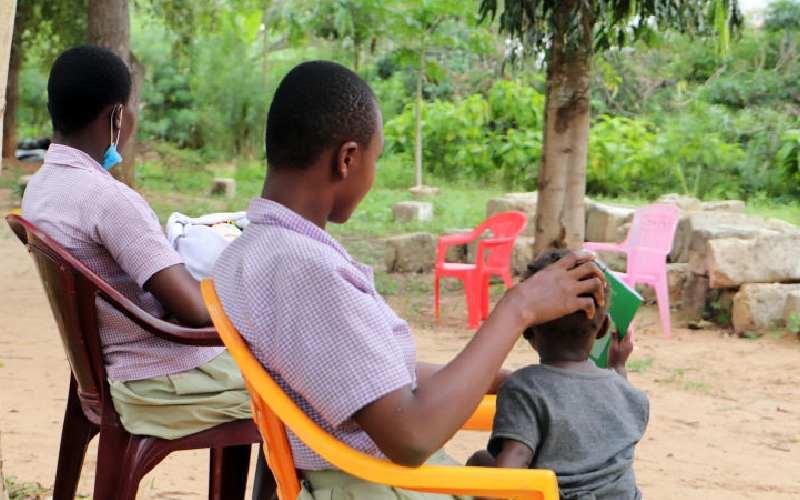 Kilifi teen mothers find hope through breastfeeding initiative