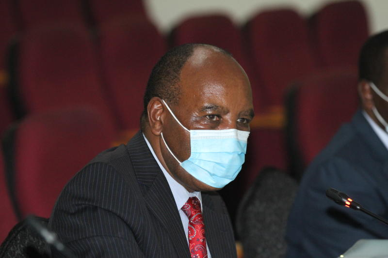 Kimemia lifts the lid on Deep State and its influence in polls