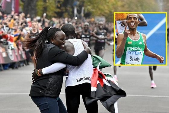 Kipchoge predicts fast London Marathon race on Sunday