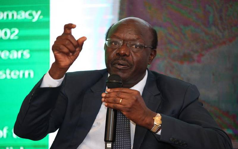 Kituyi not under PAC probe, National Assembly clerk says
